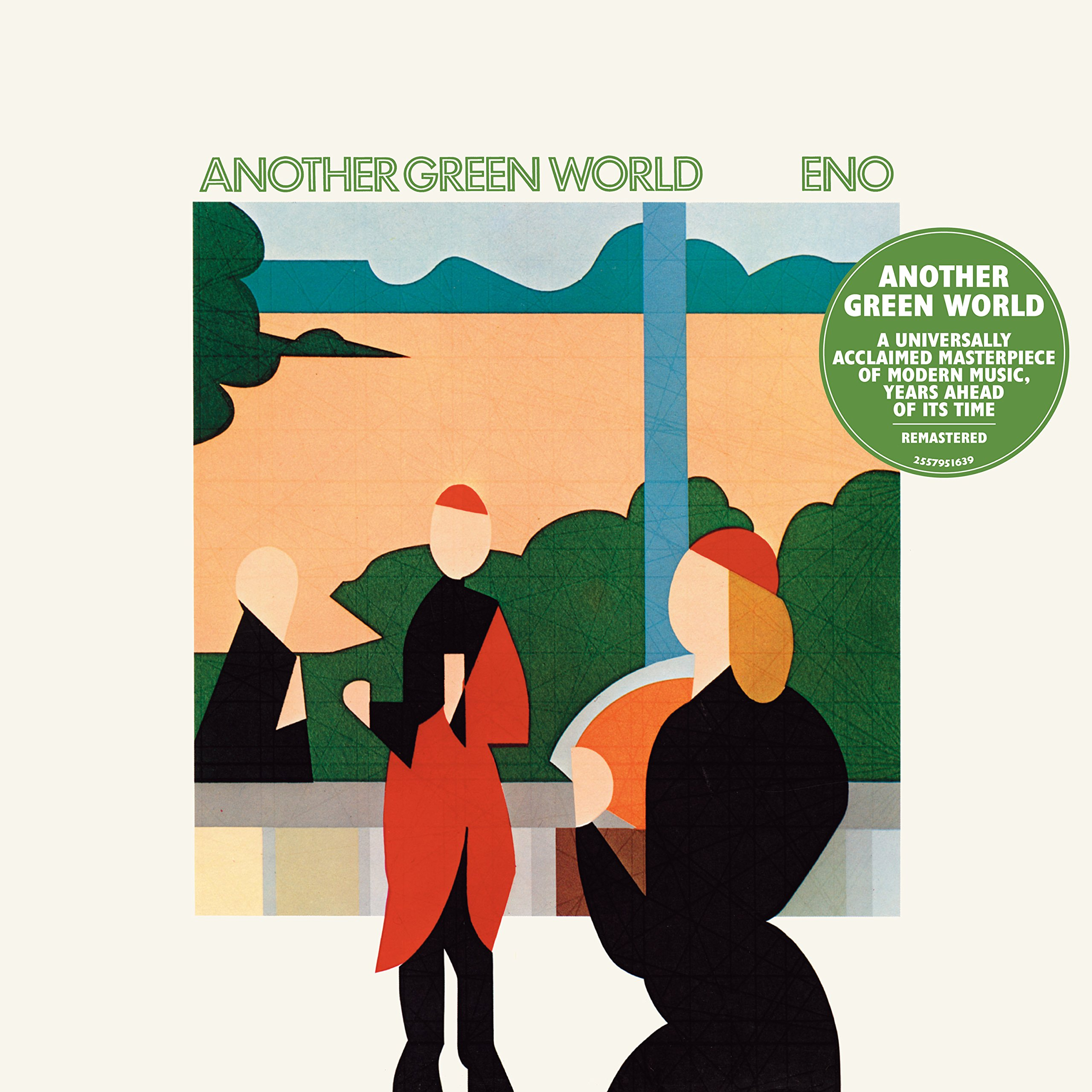 Vinilo : Brian Eno - Another Green World (LP Vinyl)