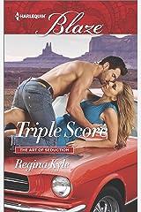 Triple Score (The Art of Seduction Book 4) Kindle Edition