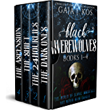 Black Werewolves: Books 1–4 (English Edition)