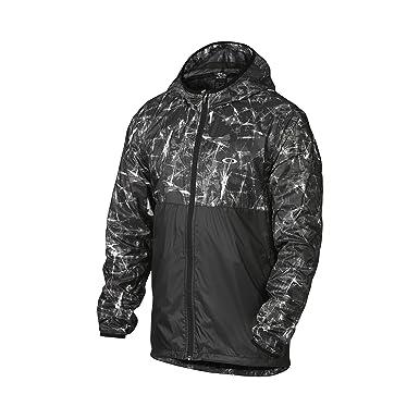 8508a431ea6 Oakley Men s Drafter Full Zip Windbreaker Jacket (Small