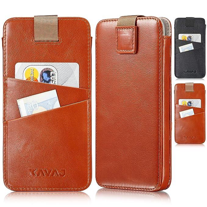 iphone xs case leather amazon