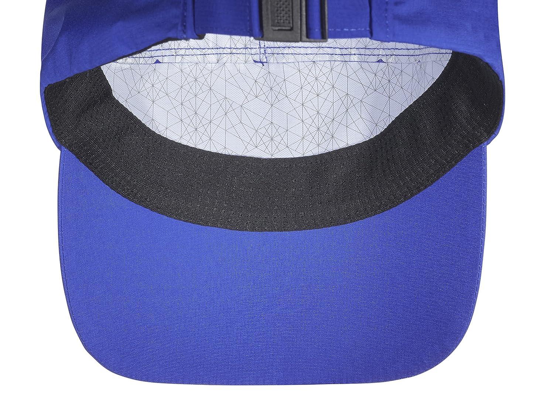 Salomon Gorra unisex, Impermeable, WATERPROOF CAP, Talla única ajustable, Azul, L40045600: Amazon.es: Deportes y aire libre