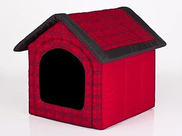 Caseta hobbydog, tamaño 3, 52 x 46 cm, aushaltbares codurastoff, lavable a 30 °C, resistencia contra arañazos, de la UE del: Amazon.es: Productos para ...