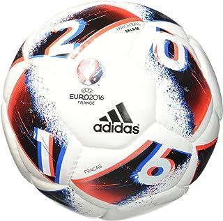 adidas Ballon de Fracas Sala 65euro16 White/Bright Blue/Solar Red/Silver Metallic Taille Unique AO4855