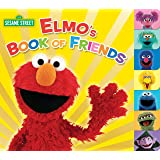 Elmo's Book of Friends (Sesame Street) (Sesame Street (Random House))