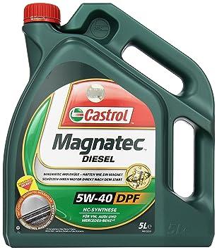 castrol 5w40 magnatec