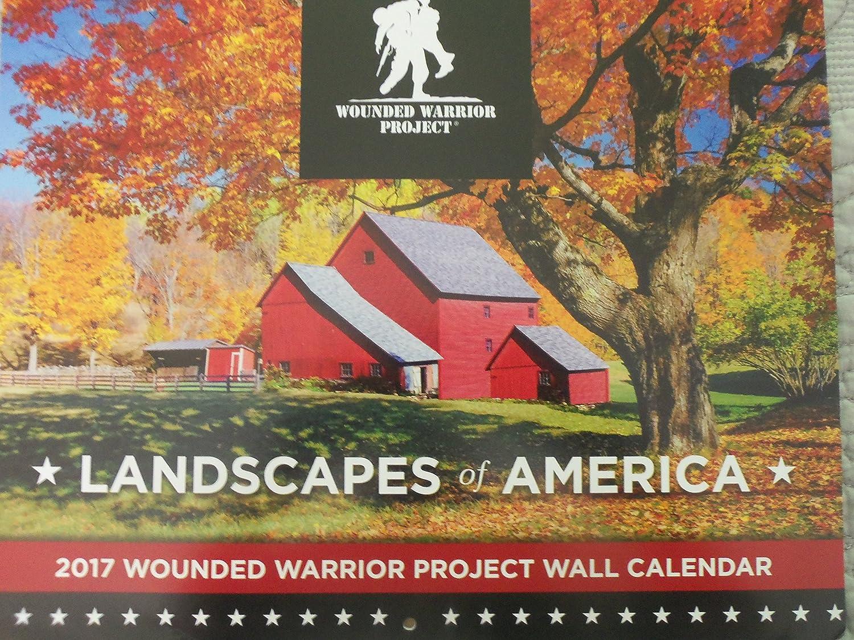 2016 barns wall calendar