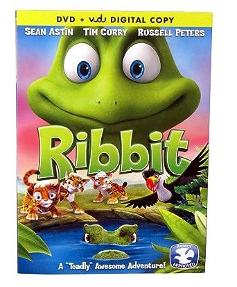 Amazon com: Ribbit - The Full Length 2014 Feature Movie