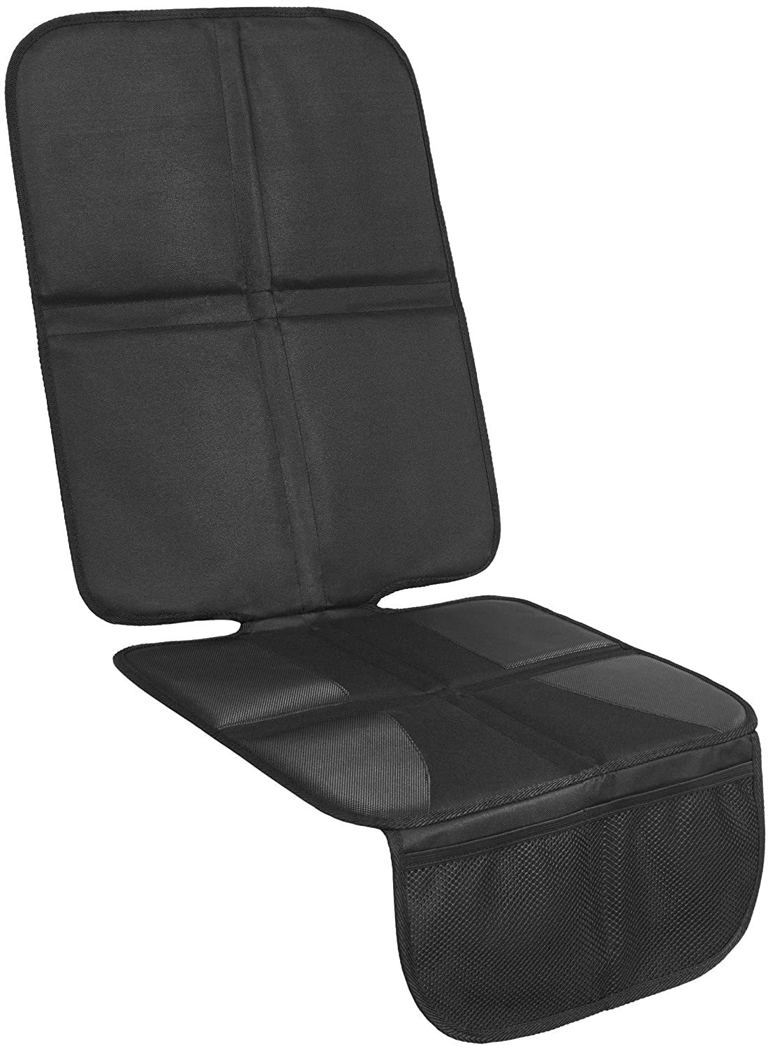 Protector HEAVY-DUTY by Steppenläufer | 10mm Padding For Best Upholstery Protection - ISOFIX & Organizer Pockets