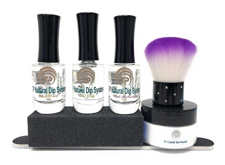 French Manicure Dipping Powder Starter Kit. 1 oz. per jar dip powder Nails Care