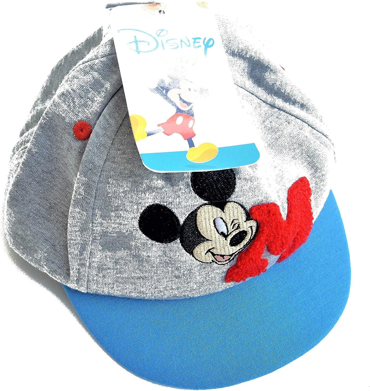 HM Sombrero Gorra de bebé, Niña Niño pequeño Imagen Mickey Mouse ...
