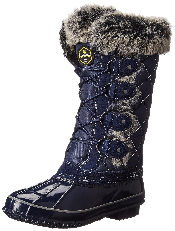 Khombu Women's Jandice-KH Cold Weather Boot B00WITQN48 10 B(M) US|Navy