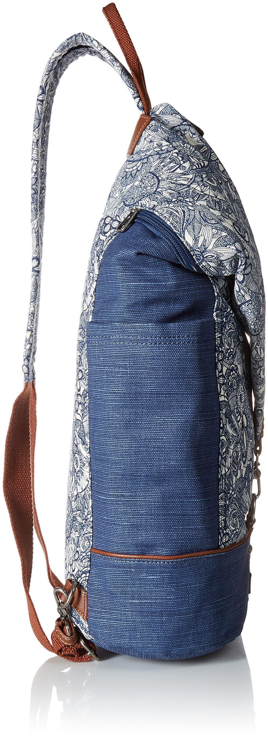 Sakroots City Backpack, Navy Spirit Desert, One Size by Sakroots (Image #3)