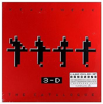 Kraftwerk Kraftwerk 3 D The Catalogue 8xwinyl Amazon Com Music