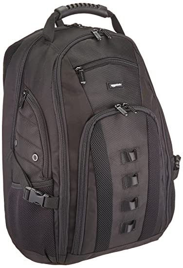 e77a31df17aa AmazonBasics Adventure Laptop Backpack - Fits Up To 17-Inch Laptops   Amazon.in  Bags
