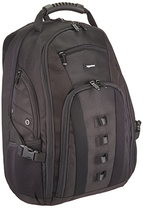 be404134ed AmazonBasics - Zaino da Viaggio per PC: Amazon.it: Informatica