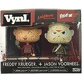 Funko Vynl: Horror-Freddy & Jason Collectible Figures