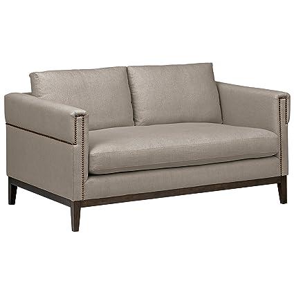 Amazon.com: Stone & Beam Westport - Sofá tapizado con diseño ...