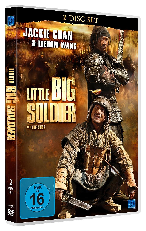 Little Big Soldier 2 Disc Set Amazonde Jackie Chan Wang Leehom