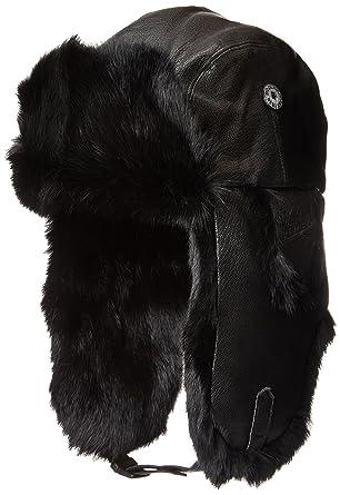 Woolrich Men s Fur Aviator Hat f4767eb8008