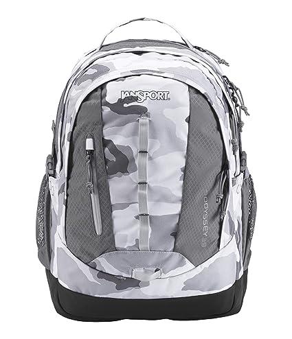 JanSport Odyssey Backpack Arctic Camo