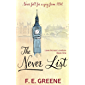 The Never List: Love Across Londons Book One