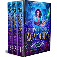 Academy of Falling Kingdoms Box Set: The Complete Epic Fantasy Adventure Series (English Edition)
