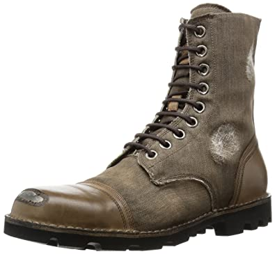 a62c4e5f4a9 DIESEL Men's Ankle Boots HARDKOR Steel Denim (EUR 41, Java): Amazon ...