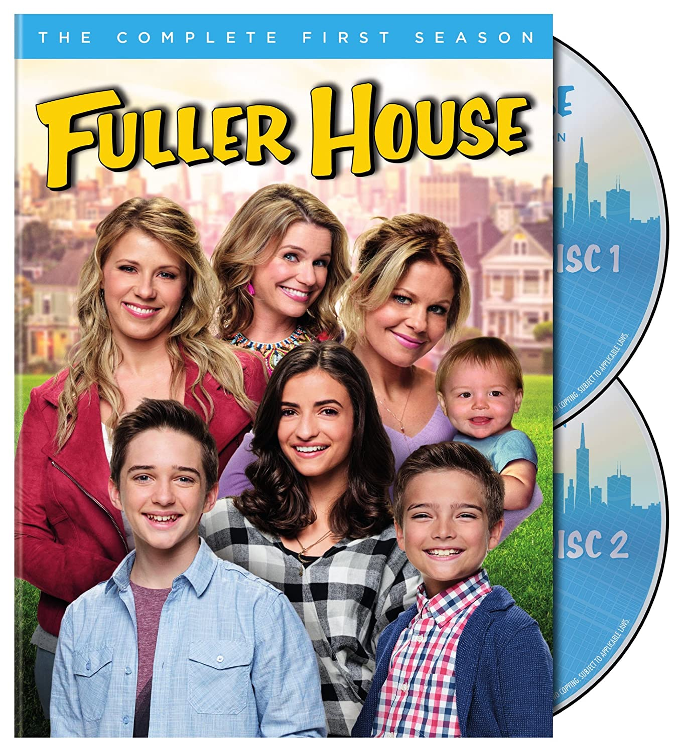 Cover Fuller House dvd