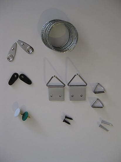 Kit de reparación para pared marco de fotos para colgar cuadros Kit ...