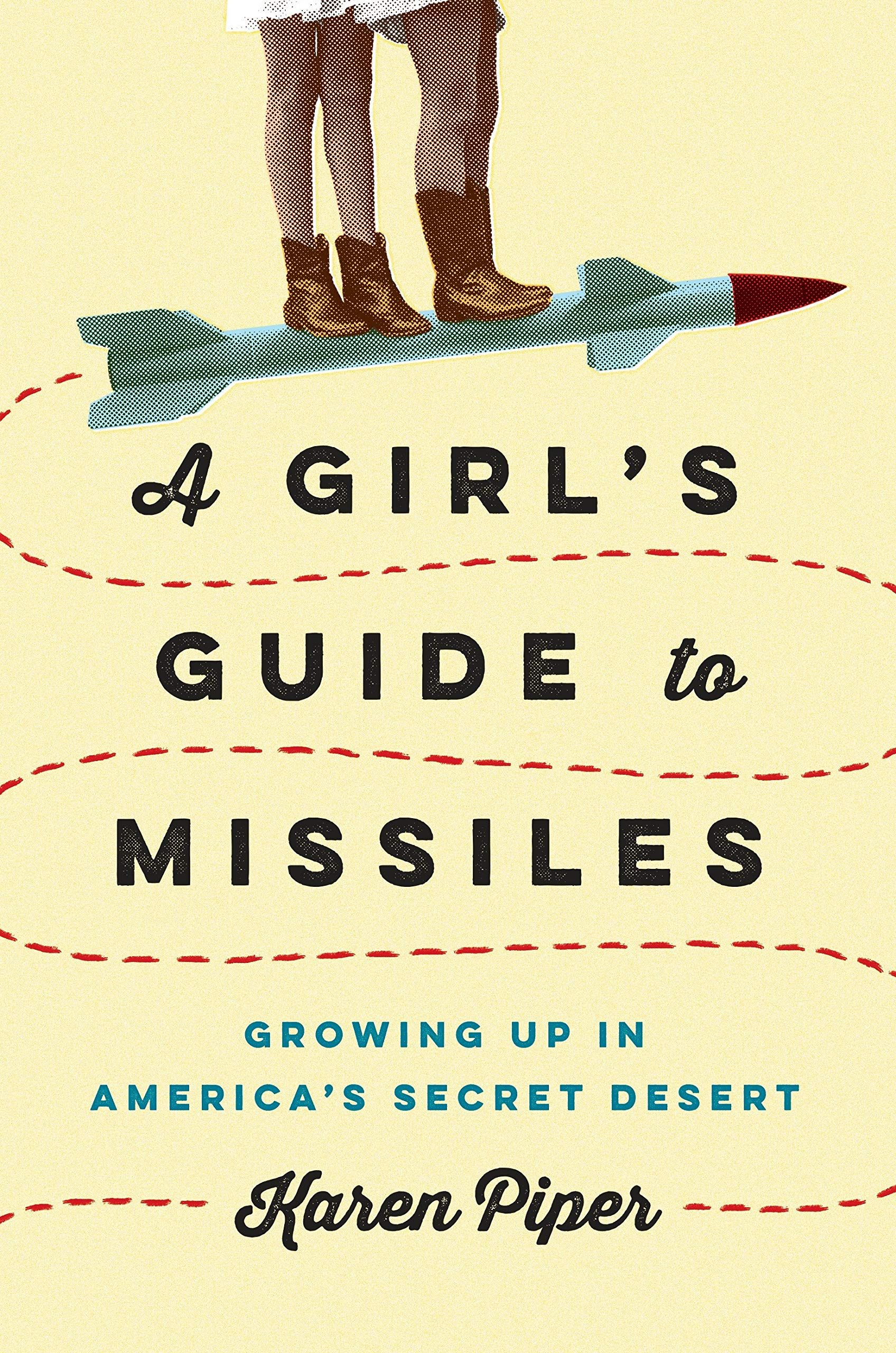 Amazon com: A Girl's Guide to Missiles: Growing Up in