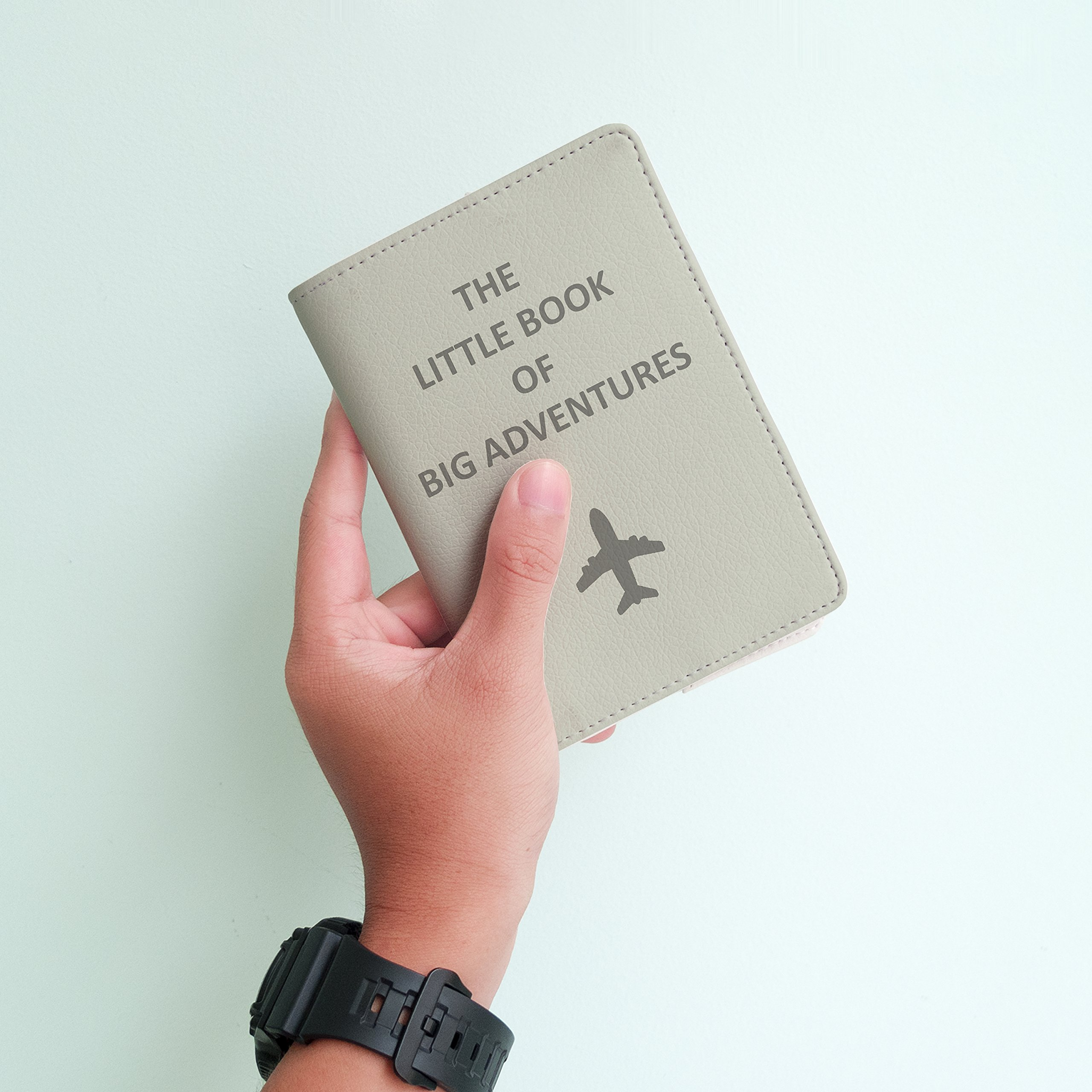 The Little Book Of Big Adventures - Multicolored by Handmade Curious (Image #3)