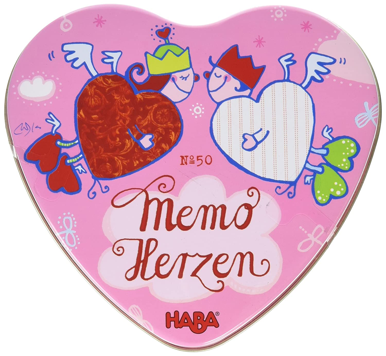 2548 - Cajas de música Memo corazón [importado de Alemania]: Amazon.es: Juguetes y juegos