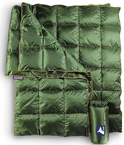 Horizon Hound Down Camping Blanket - UltraLightweight Camping Blanket