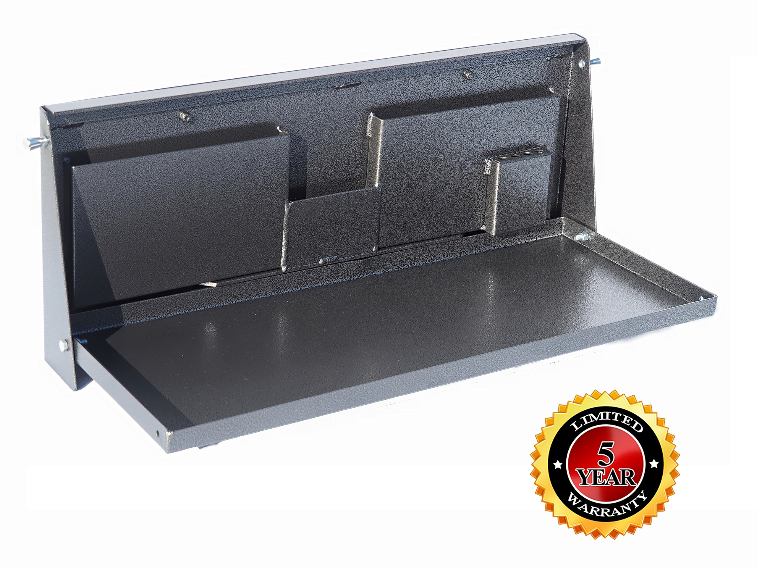 Fold Down Shelf- Work Station MADE IN THE USA! by Plattinum Products