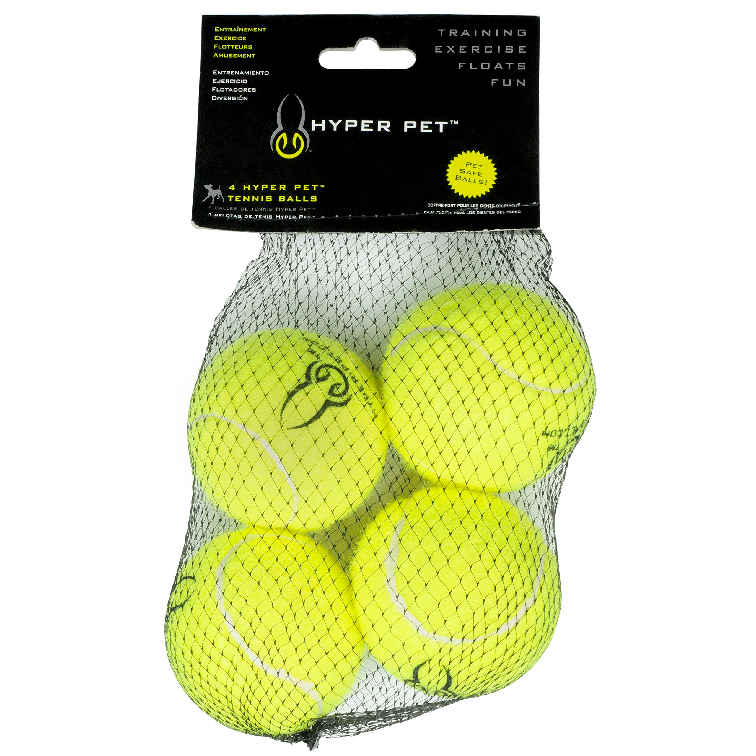 Hyper Pet Tennis Balls