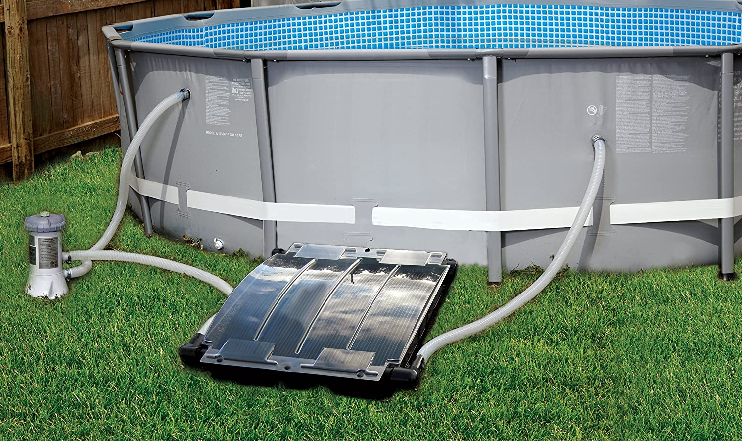 SmartPool S202 SolarArc2 - Solar Heating System for Pool