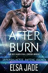 After Burn: Big Sky Alien Mail Order Brides #4 (Intergalactic Dating Agency): Intergalactic Dating Agency Kindle Edition