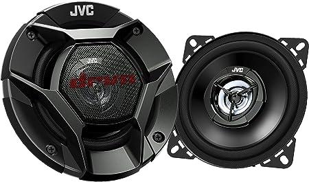 Jvc Cs Dr420 2 Wege Koaxial Lautsprecher 10 Cm Schwarz Audio Hifi