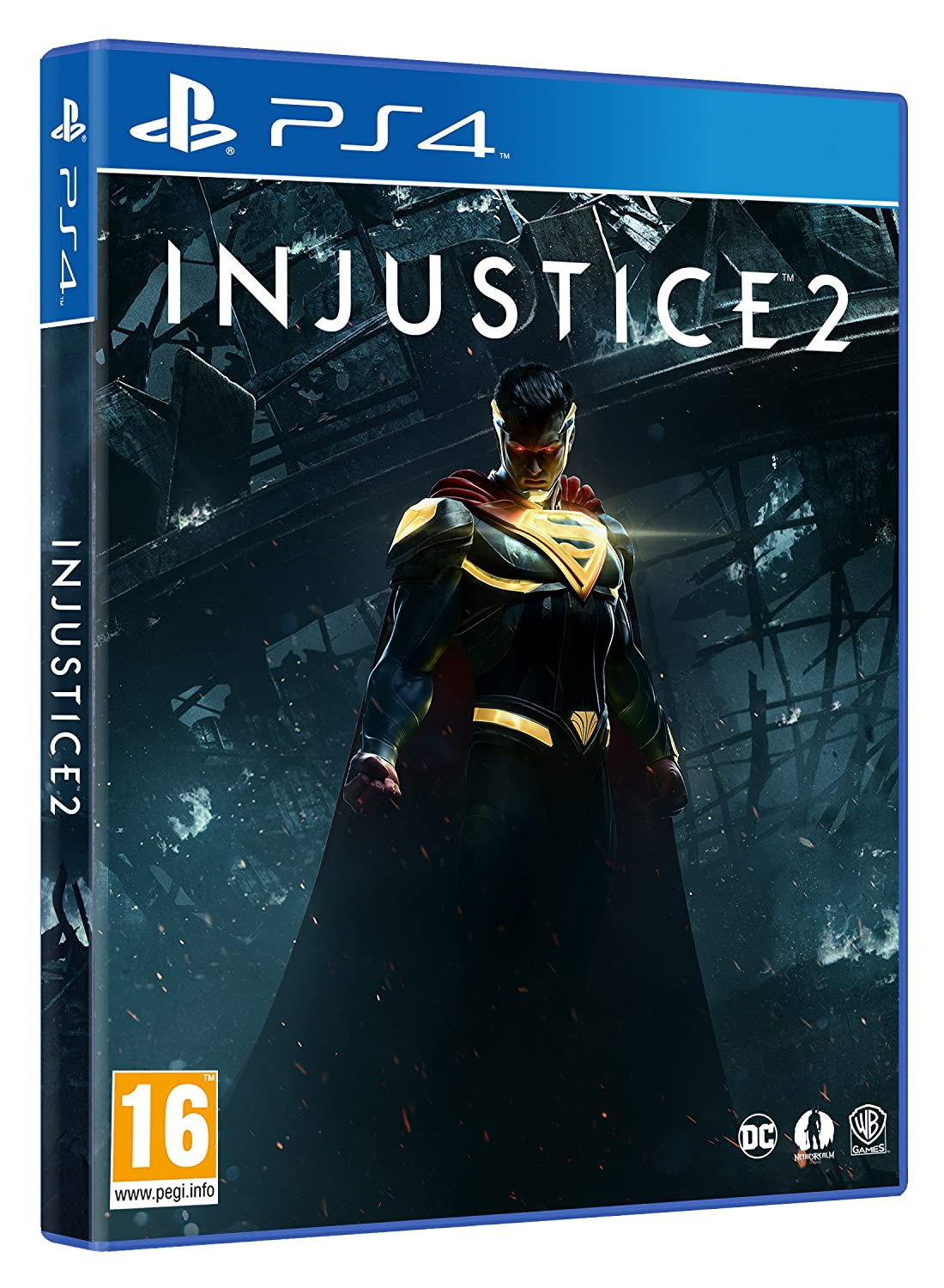 Injustice 2 Ps4 Pc Video Games Tekken 7 Foldable Fan Region 3 English