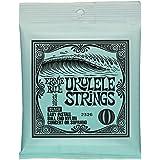 Ernie Ball Ukulele Strings (P02326),Black
