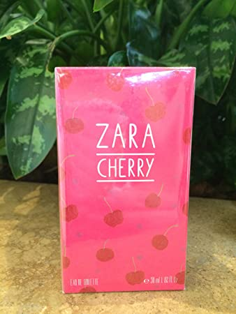 Amazoncom Zara Teen Collection Cherry Edt 30ml102 Oz Beauty