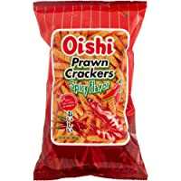 Oishi Prawn Crackers Spicy 60gm
