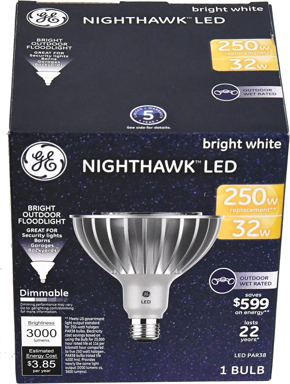 Floodlight Backyard Outdoor Bulb Ge Halogen Light Bulbs
