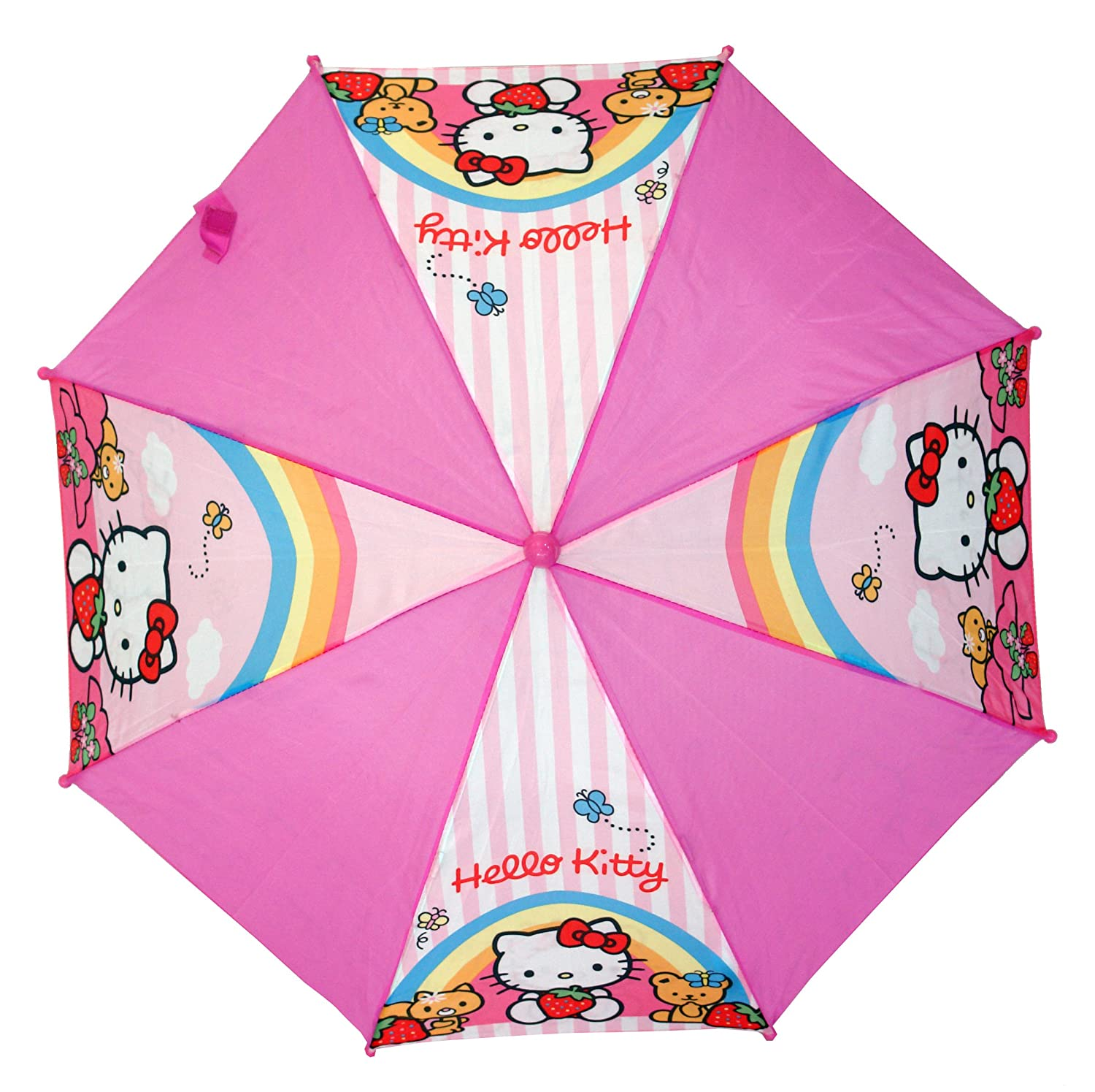 Hello Kitty Stockschirm, mehrfarbig- 4875 Star-Brands