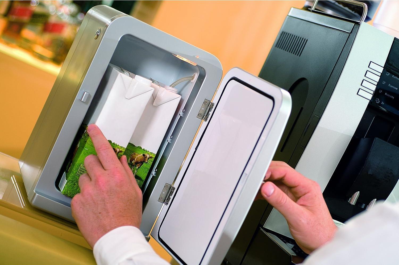 Mini Kühlschrank Für Kaffeevollautomat : Waeco mf m milchkühlschrank liter silber amazon auto