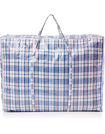 4da4069acb39 Zuvo 5 Pack XL Strong and Durable Jumbo Laundry Bags - For Laundry   Shopping