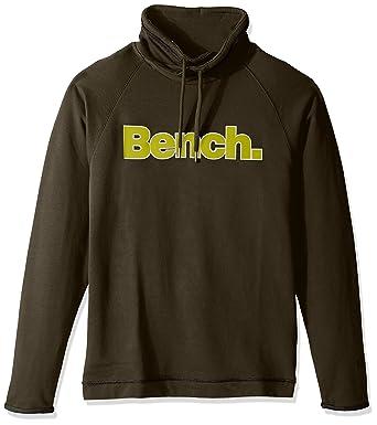 360aa836 Bench Men's Logo Raglan Hoodie at Amazon Men's Clothing store:
