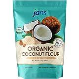 Jans Organic Coconut Flour 1.1lb