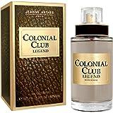 Jeanne Arthes Eau de Toilette Colonial Club Legend 100 ml